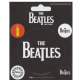 Pack of 5 Beatles Help vinyl peel off decals / stickers    (py)